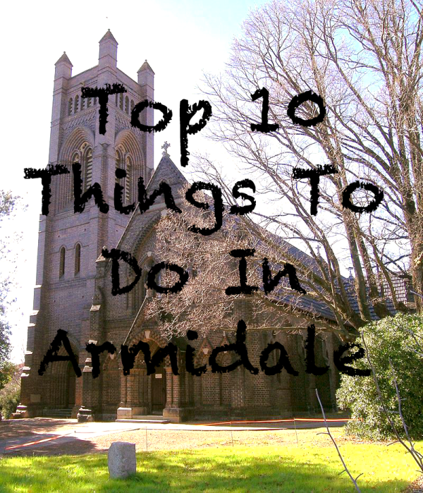 a student's guide to life - travel: top 10 things to do in armidale
