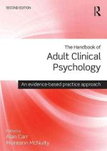 the handbook of adult clinical psychology: an evidence-based practice approach carr