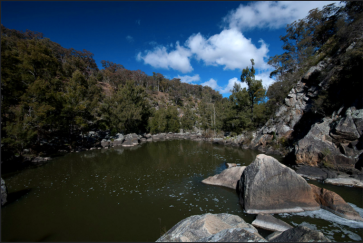 A students guide to life: blue hole armidale