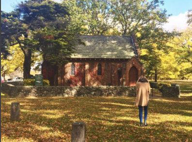 a student's guide to life - gostwyck chapel