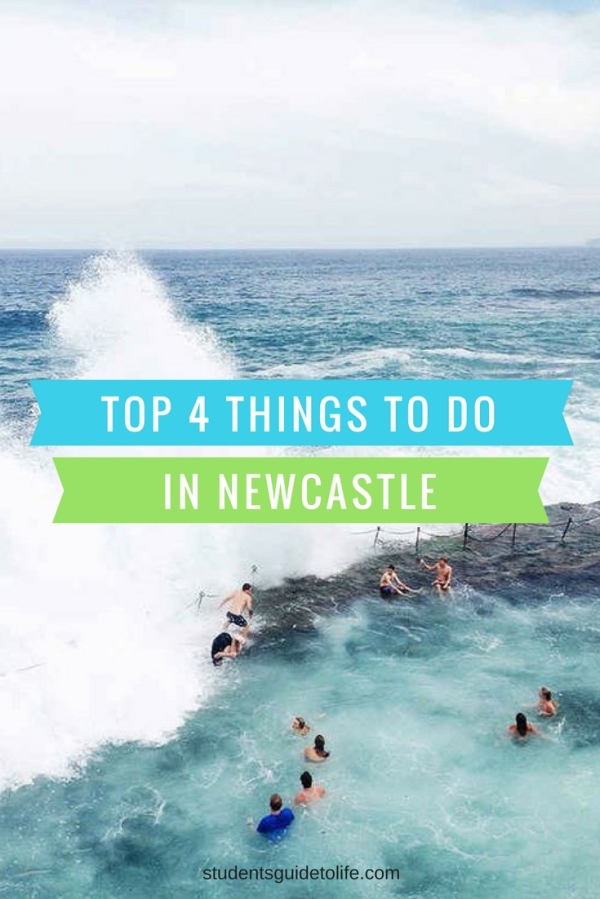 students guide to life Top 4 things to do in newcastle